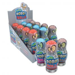 Crazy Candy Factory Robot Rolla Candy 60ml