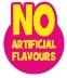 No Artificial Flavours