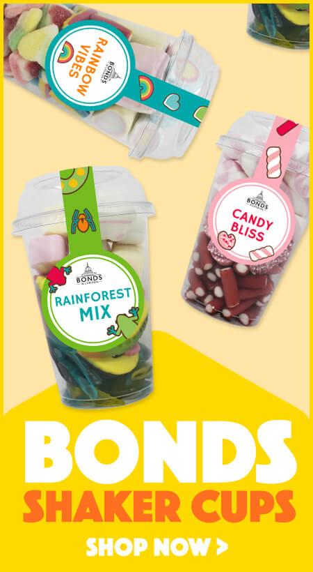 Bonds Shaker Cups