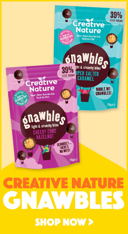 Creative Nature Gnawbles