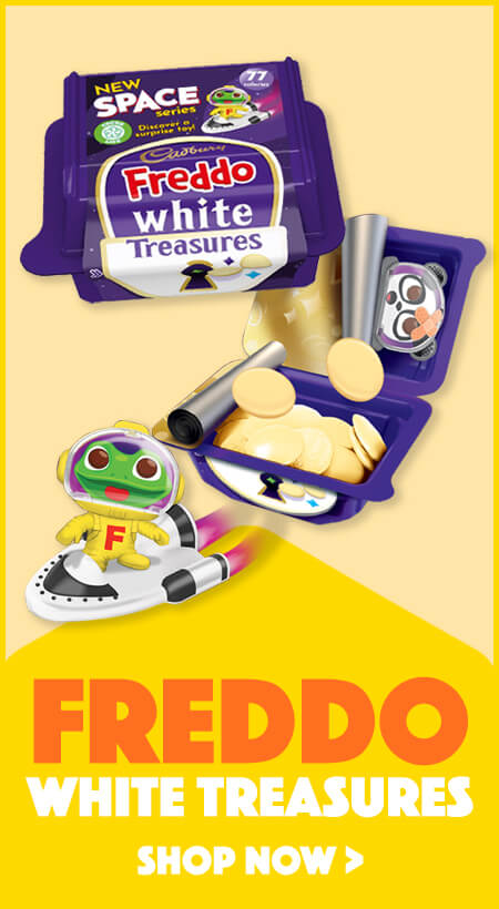Freddo White Treasures